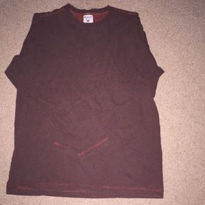 Great brown long sleeve t-shirt size small